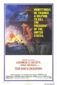 The Day Of The Dolphin Poster: Dolphin Movies