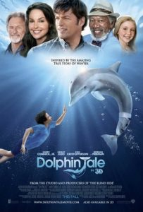 Dolphin Tale Poster: Dolphin Movies
